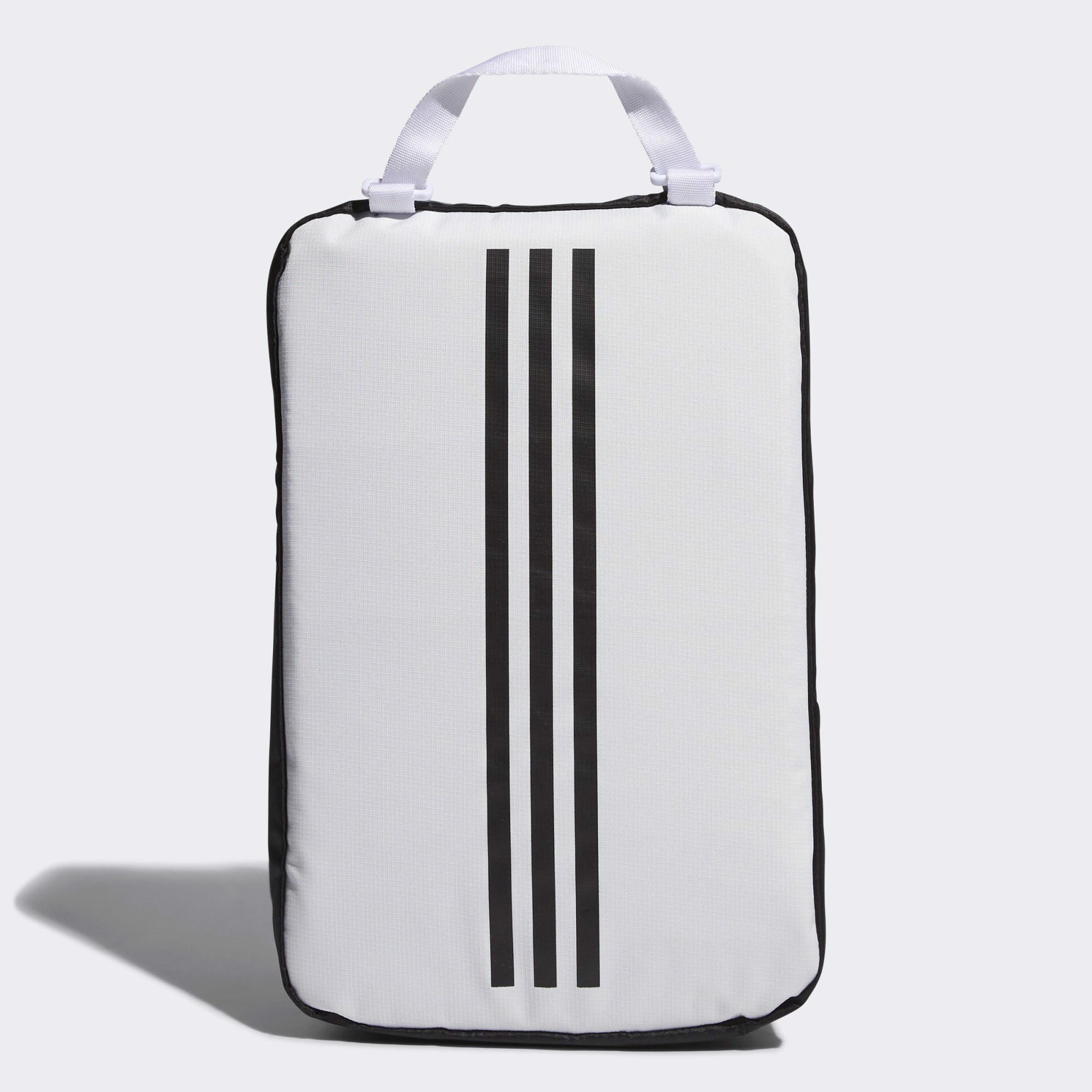 adidas Shoes Bag - White