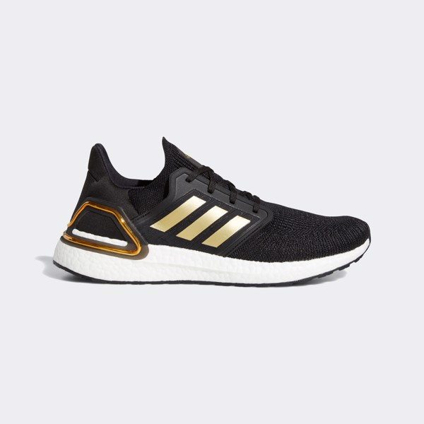 adidas Ultraboost 20 'Black/Gold'