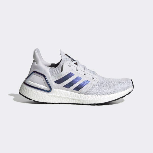 adidas UltraBOOST 20 - Dash Grey/Boost Blue Violet