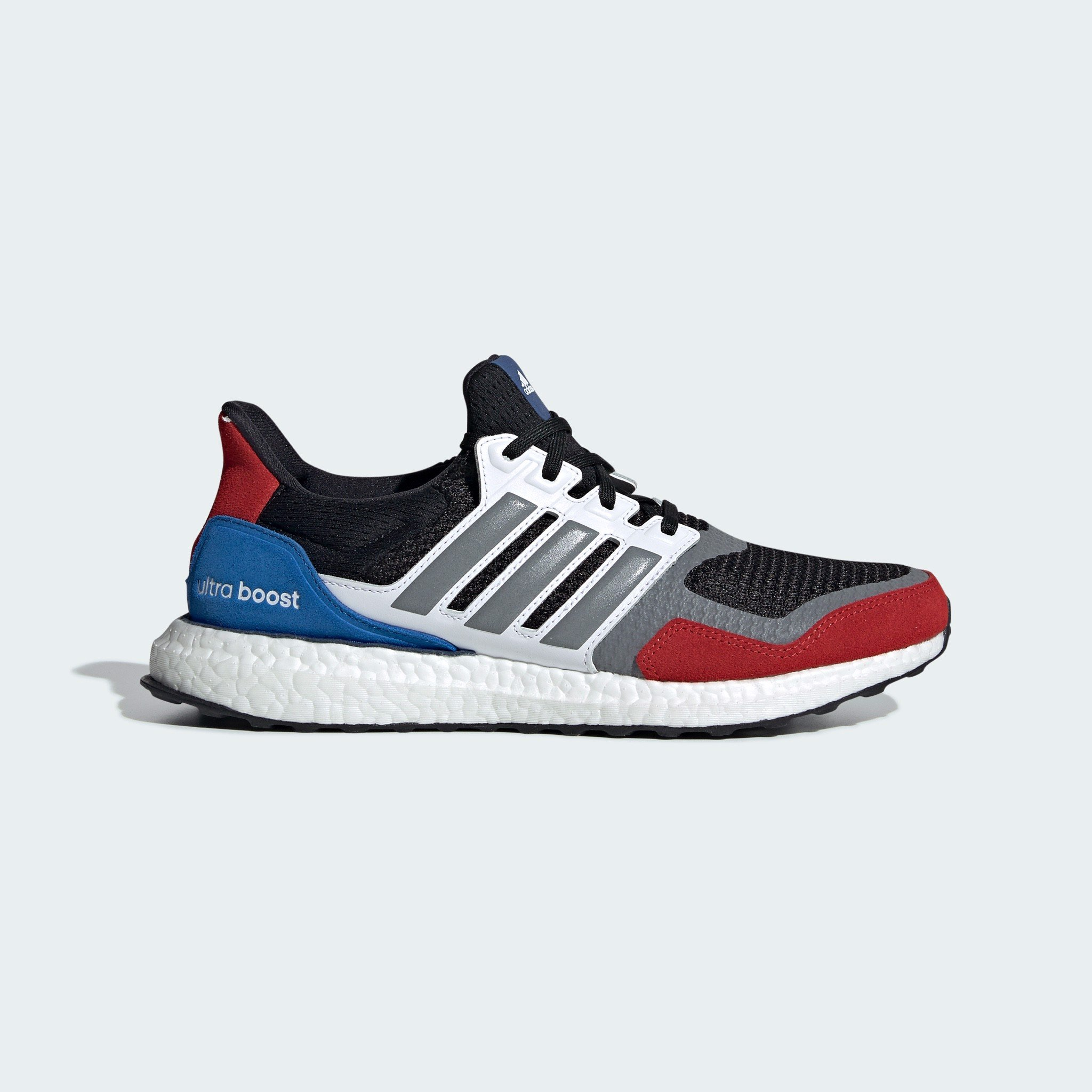 adidas UltraBoost S&L 'Balck/Red'