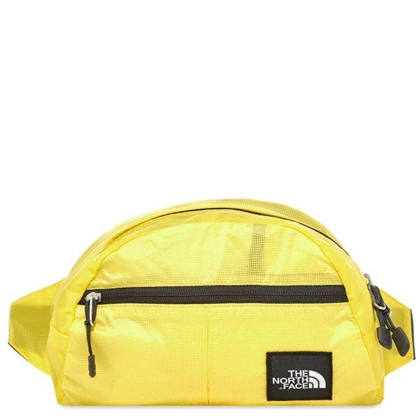 The North Face Flyweight Lumbar Bag 'Lemon'