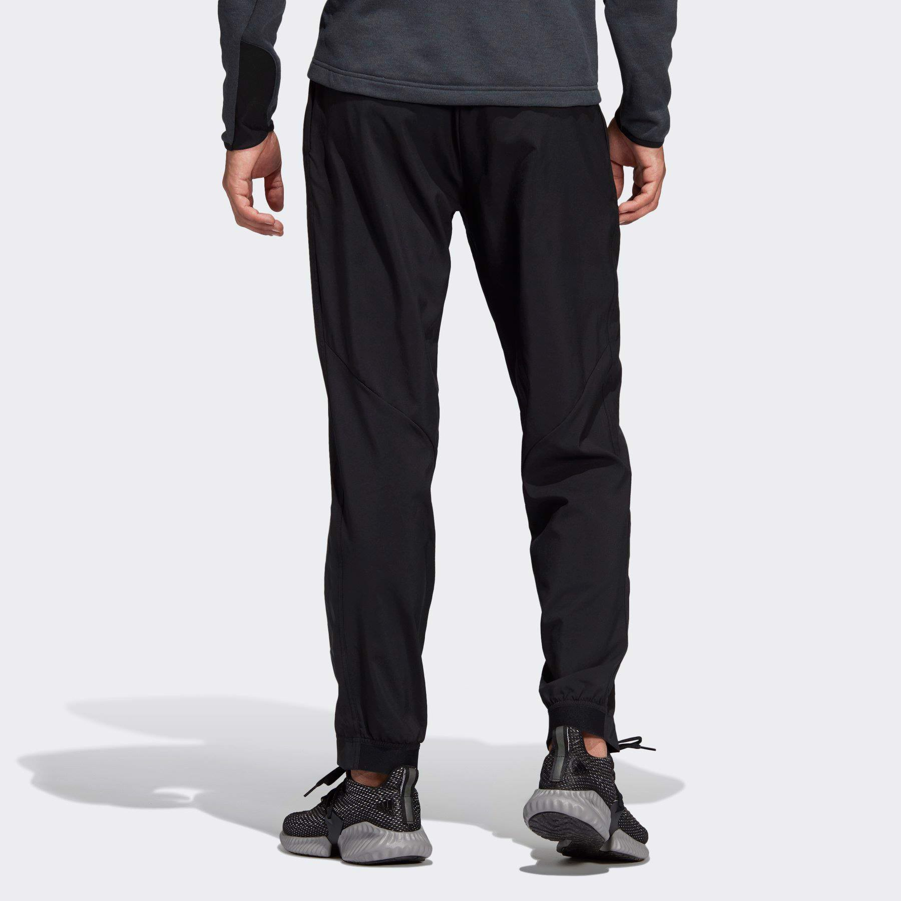 adidas Climacool Workout Joggers 'Black'