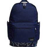 adidas day pack linear logo backpack 'Blue'