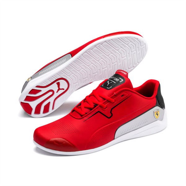 Puma Scuderia Ferrari Drift Cat 8 Trainers