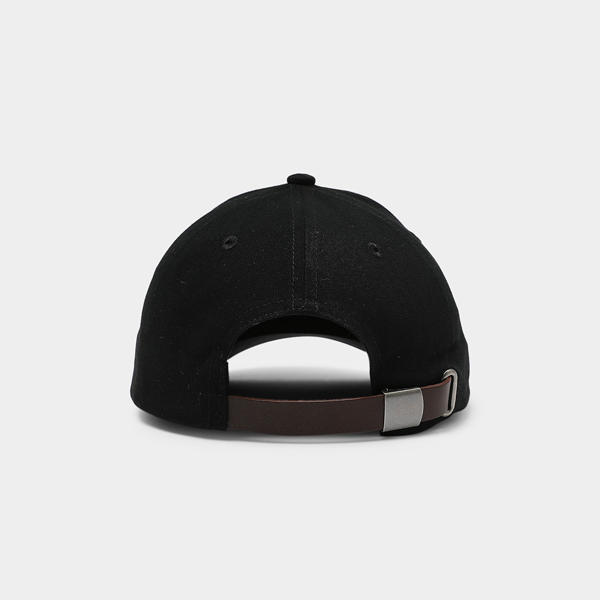 Champion Classic Twill Strapback Hat 'Black'