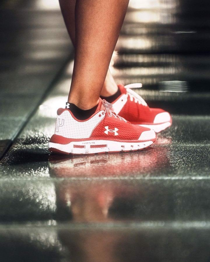 Under Armour HOVR Infinite Reflect 'Red'