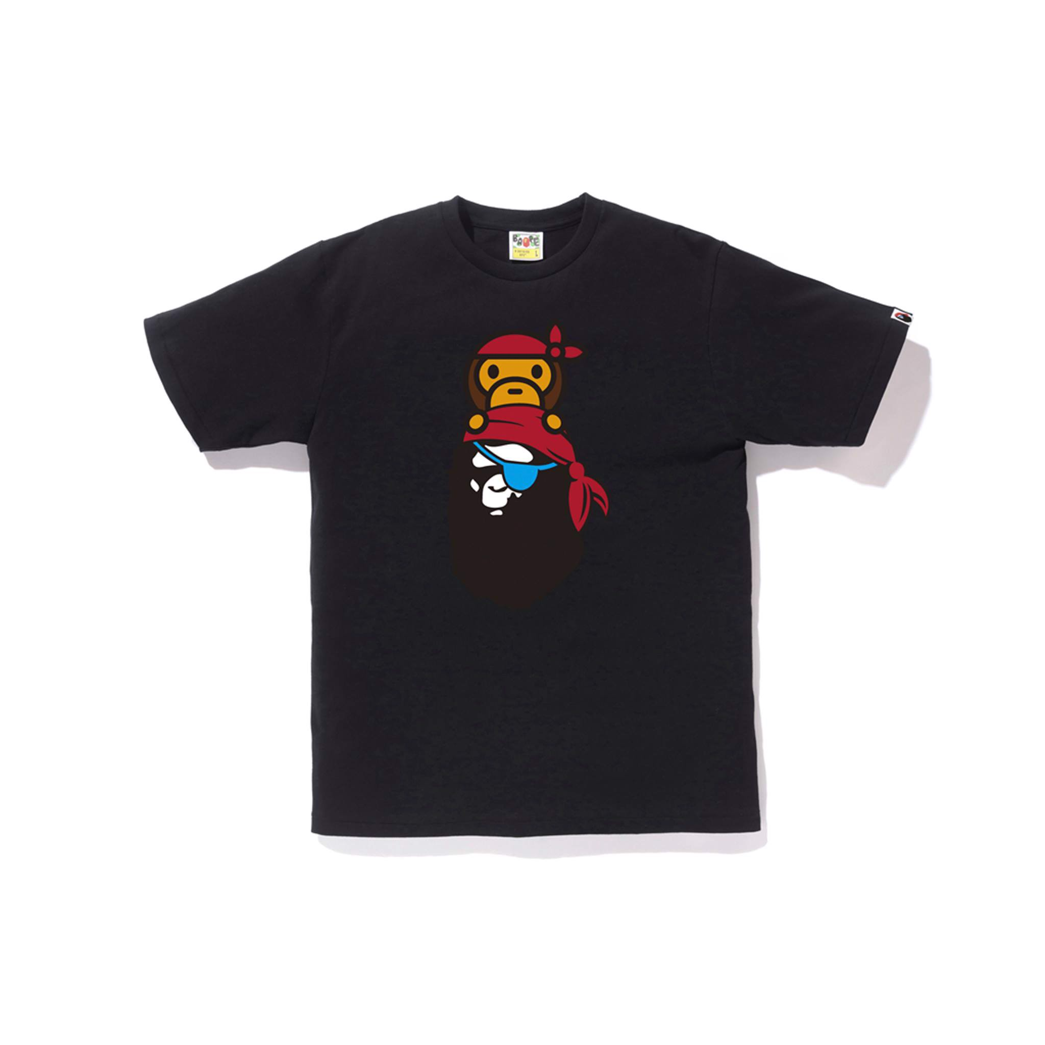 Pirate Milo On Ape Head Tee SS19
