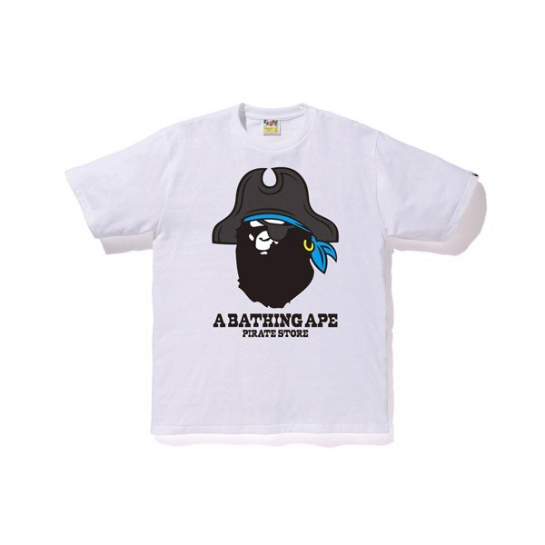 Captain Ape Head Tee SS19