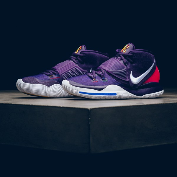 Nike Kyrie 6 'Grand Purple'