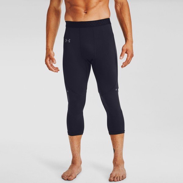 Under Armour RUSH Basketball 3/4 Leggings - Black