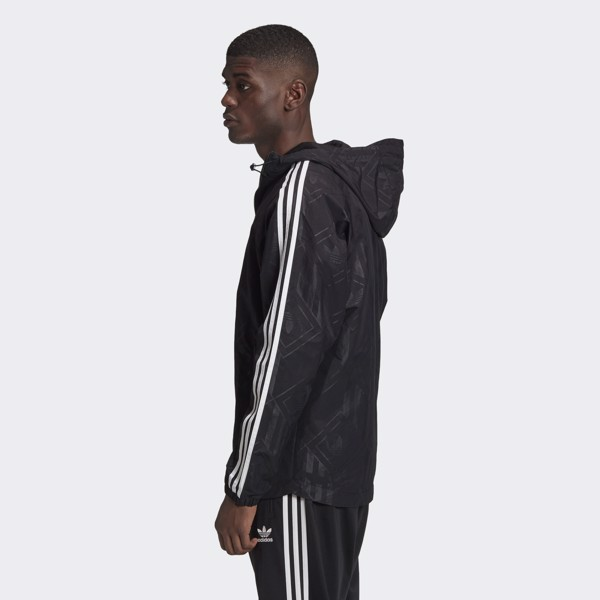adidas Monogram Windbreaker - Black