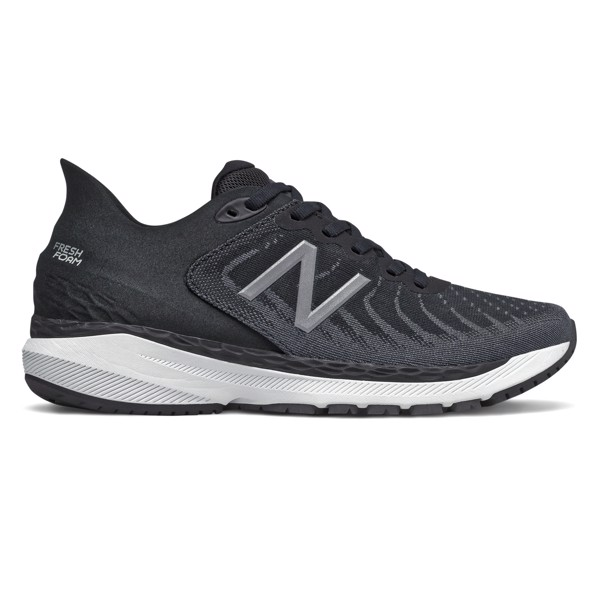 New Balance Fresh Foam 860v11 - Black/White