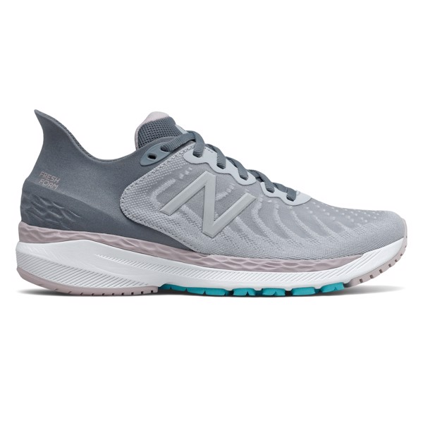 New Balance Fresh Foam 860v11 - Light Cyclone Logwood