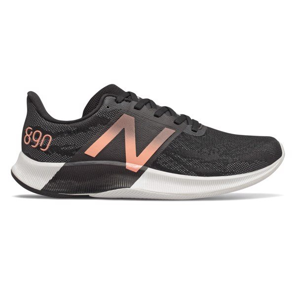 New Balance FuelCell 890v8 - Black/Ginger Pink