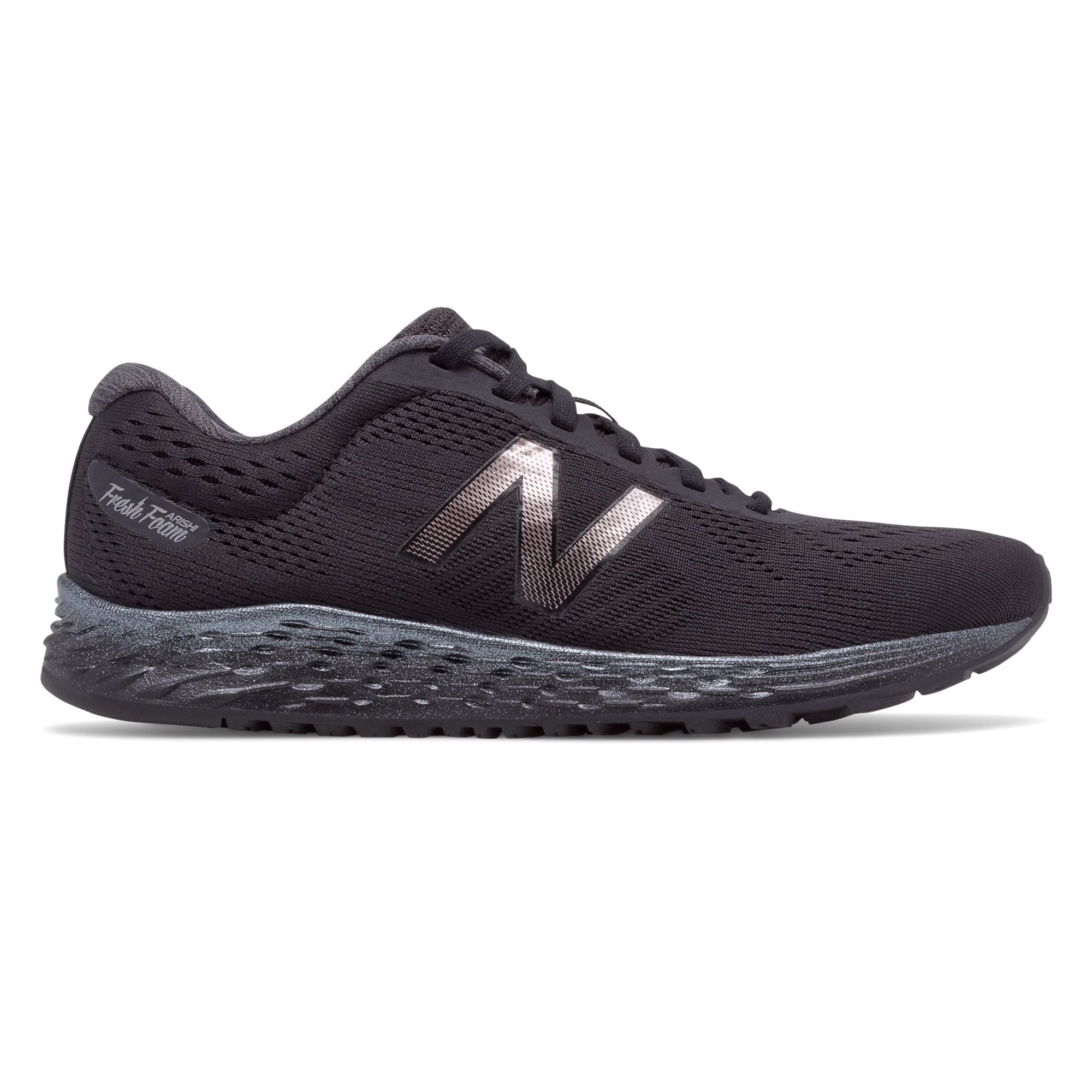 New Balance Fresh Foam Arishi 'Black/Metallic Silver'