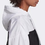 adidas Windbreaker - White