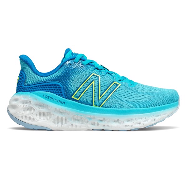 New Balance Fresh Foam More v3 - Light Blue