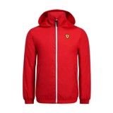 Official Scuderia Ferrari Windbreaker - Red