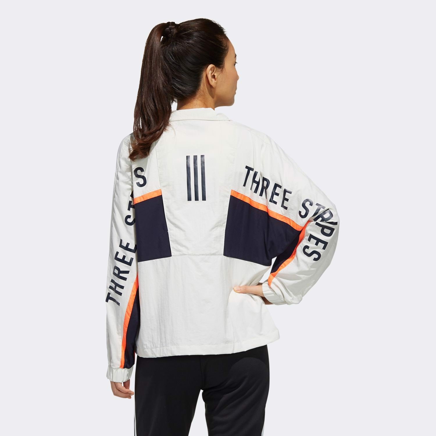 adidas Must Haves Woven Jacket - Universal Grey