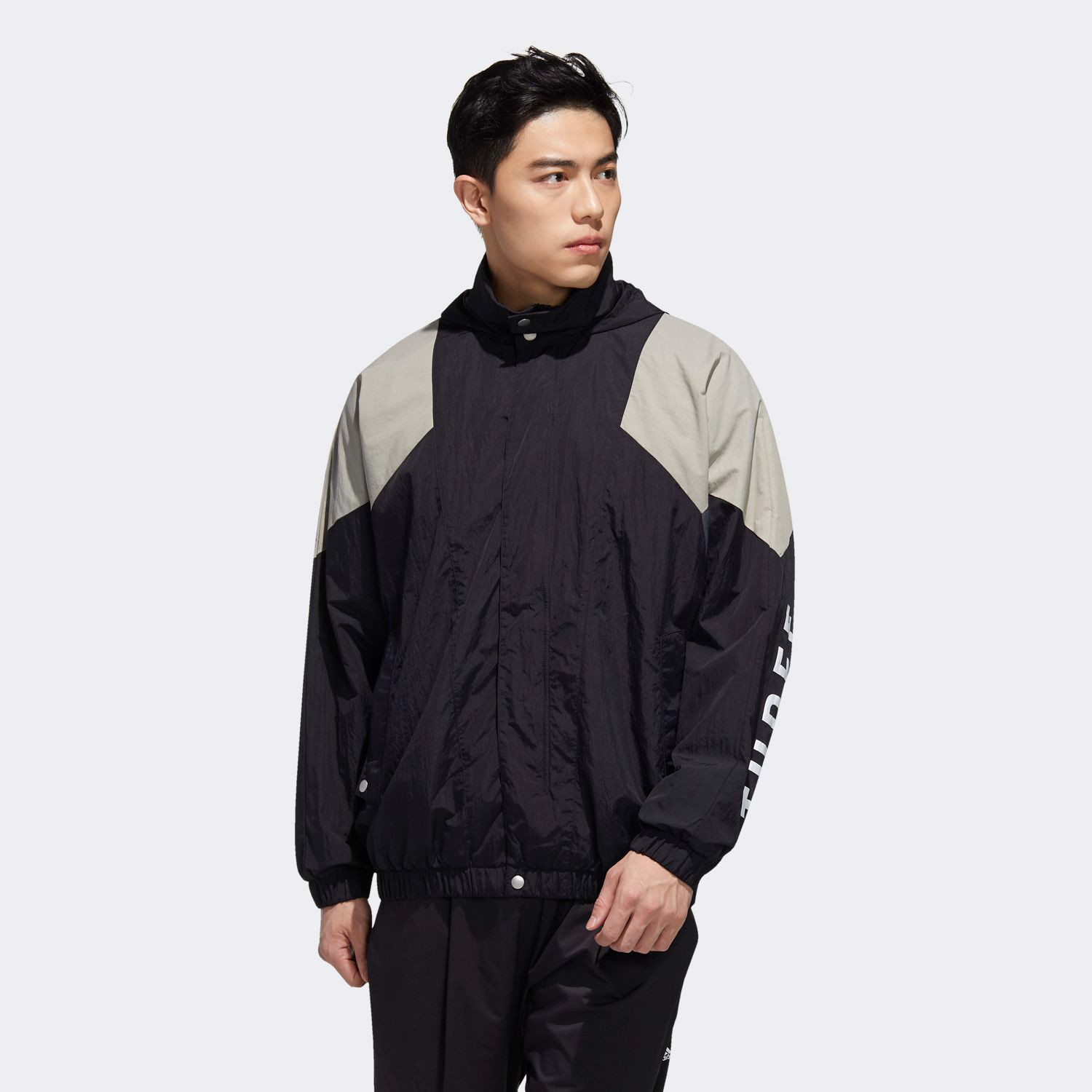 adidas Must Haves Woven Jacket - Black