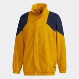 adidas Must Haves Woven Jacket - Legacy Gold