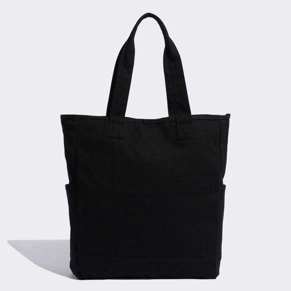 adidas Canvas Tote - Black