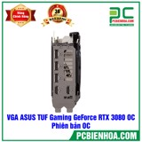 VGA ASUS TUF Gaming GeForce RTX 3080 OC (TUF-RTX3080-O10G-GAMING) OC Edition