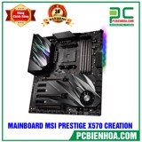 MAINBOARD MSI PRESTIGE X570 CRATION ( AM4 / E-ATX / 4xDDR4 )