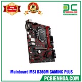 Mainboard MSI B360M GAMING PLUS  ( LGA1151 / M-ATX / 2xDDR4 )