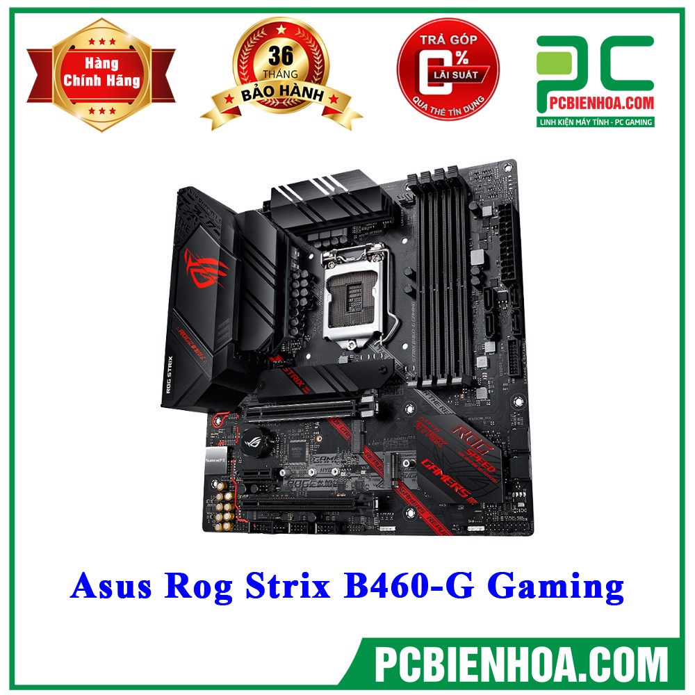 Mainboard Asus Rog Strix B460-G Gaming