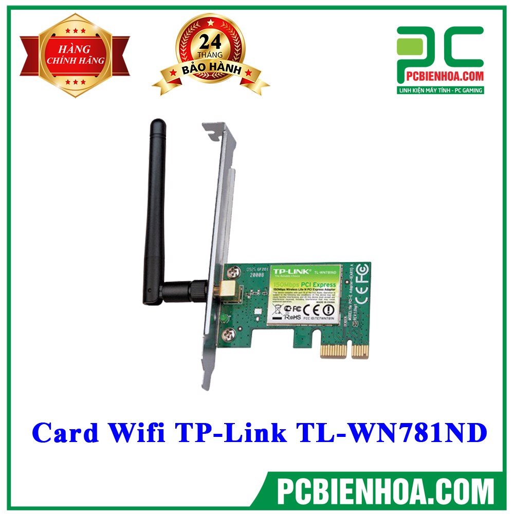Card Wifi TP-Link TL-WN781ND