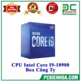 CPU Intel Core I9 10900 Box Công Ty