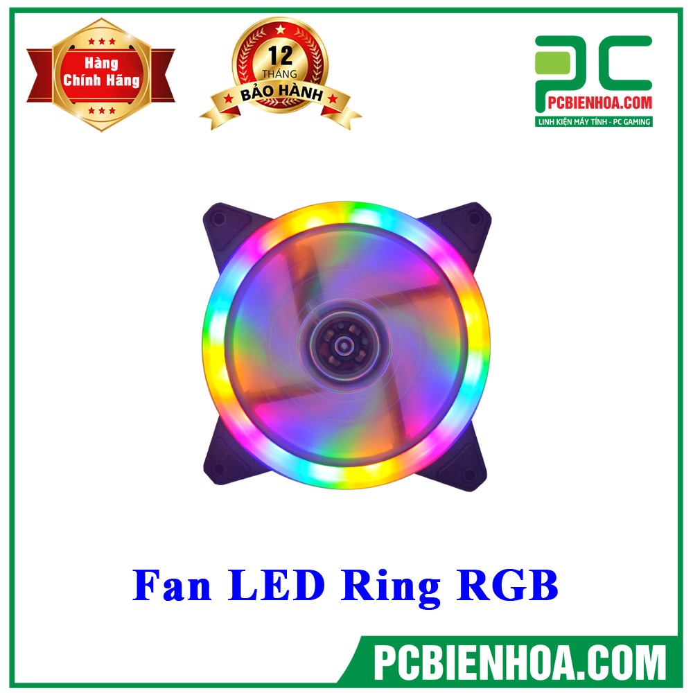 Fan LED Ring RGB