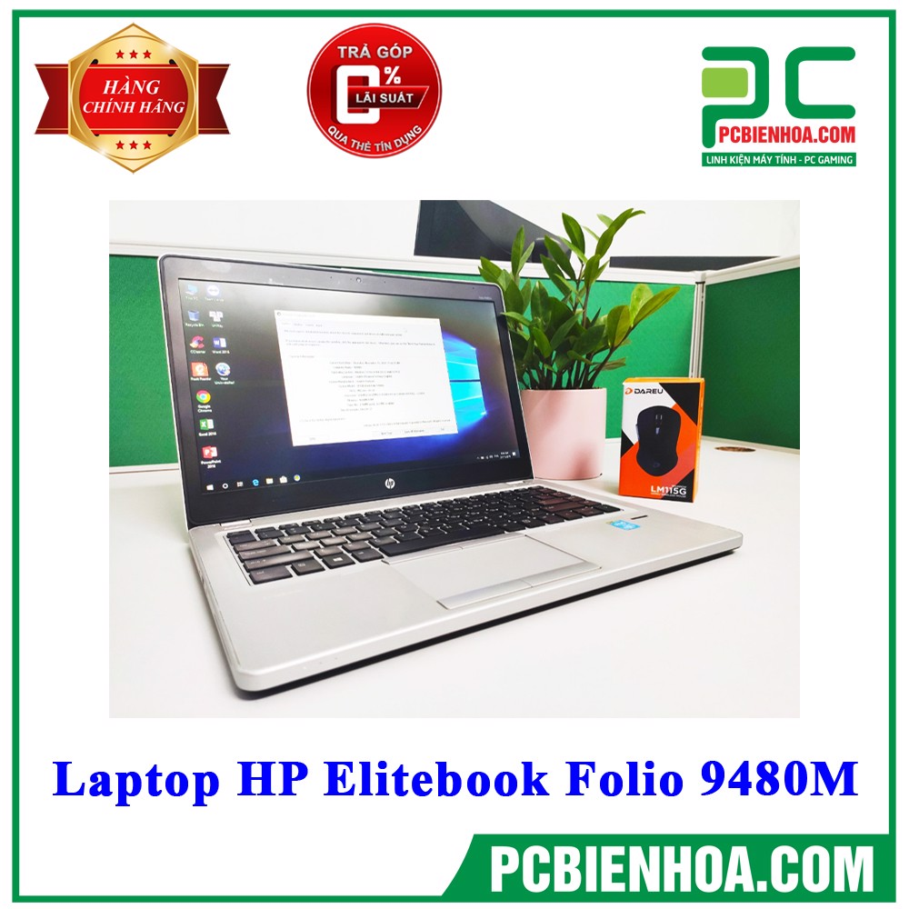 Laptop HP Elitebook Folio 9480M