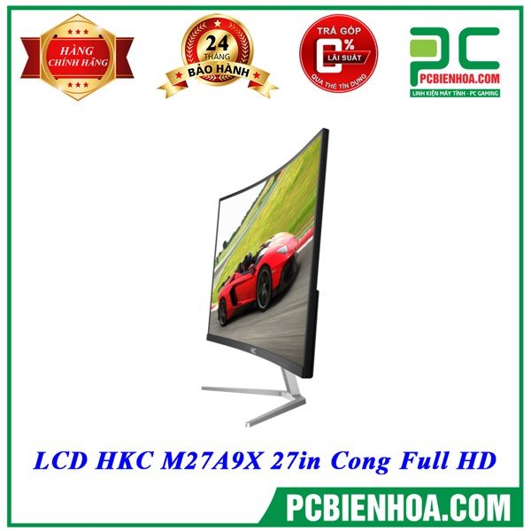 LCD HKC M27A9X 27in Cong Full HD