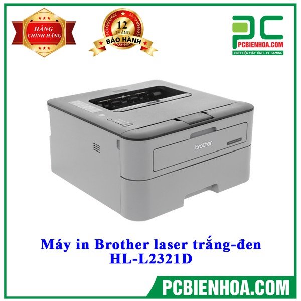 Máy in Brother laser trắng-đen HL-L2321D ( In 2 Mặt )