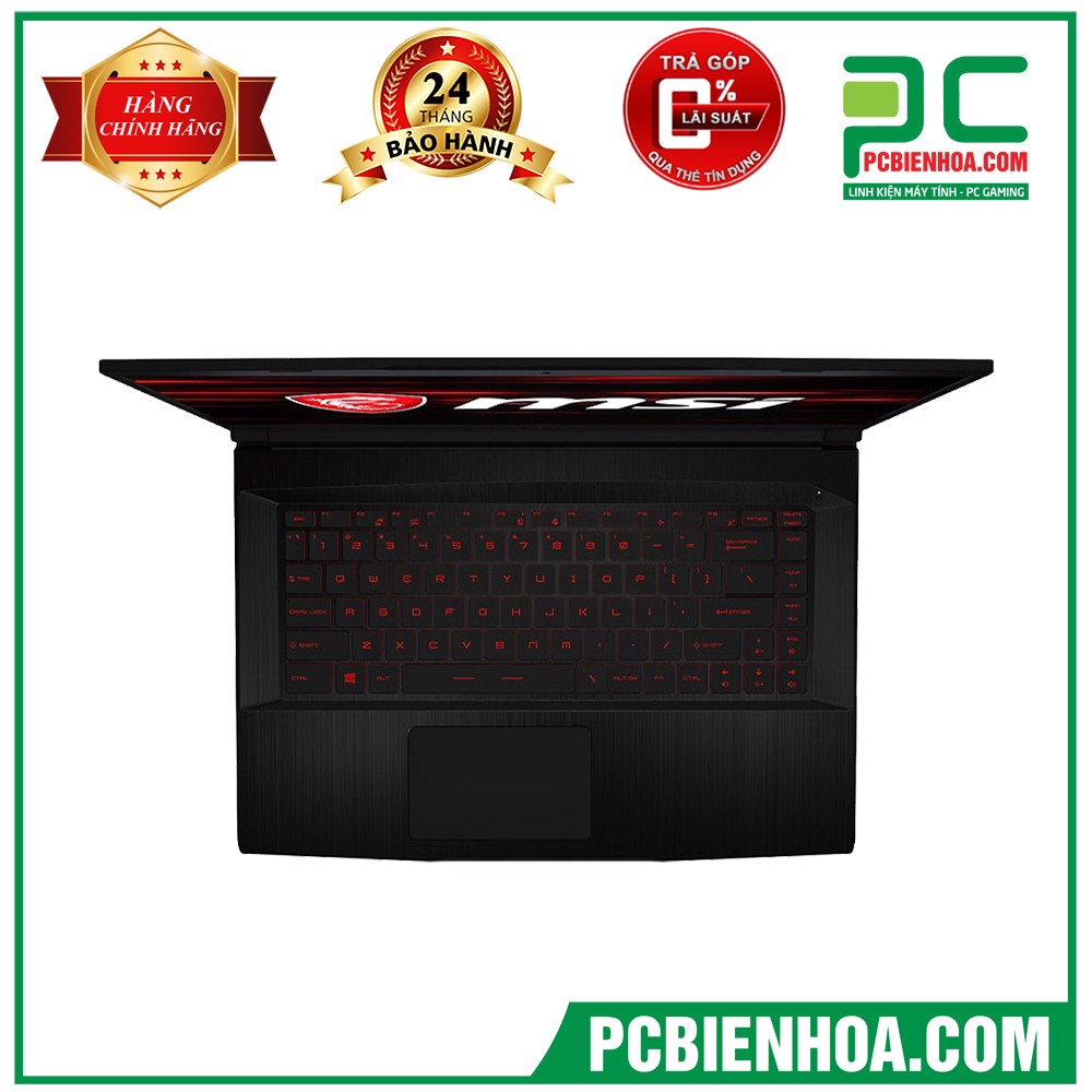 Laptop Gaming GF63 Thin 9RCX-645VN