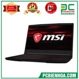 Laptop Gaming MSI GF63 Thin 9RC-646VN