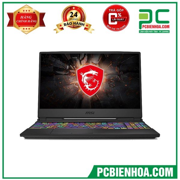 Laptop Gaming MSI GL65 9SDK-054VN