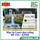 Mực in Laser đen trắng HP 12A - EP303