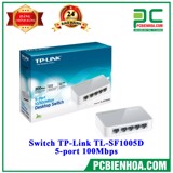 Switch TP-Link TL-SF1005D 5-port 100Mbps