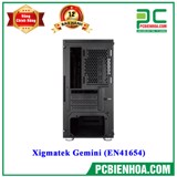 Case Xigmatek Gemini (EN41654) ( MINI TOWER )