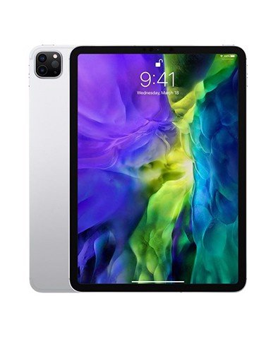 iPad Pro 2020 11inch 128G (Silver) Wifi + 4G - Near New
