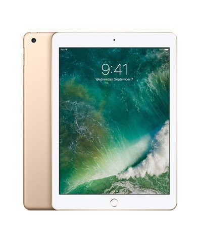 iPad Gen 5 32G Gold/ Wifi - Near New