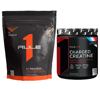 Combo Rule 1 Protein 1lb & Rule 1 Charged Creatine 240g