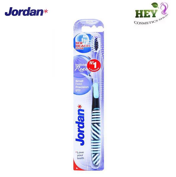 Bàn chải đánh răng Jordan Individual Reach