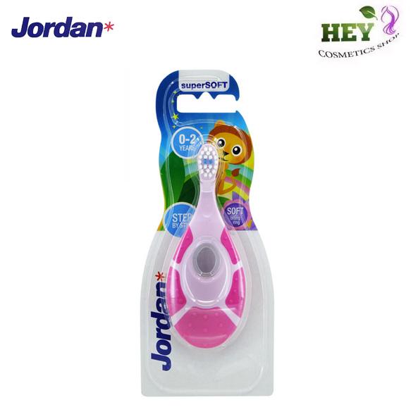 Bàn Chải Đánh Răng Trẻ Em Jordan - Mua 2 Tặng 1