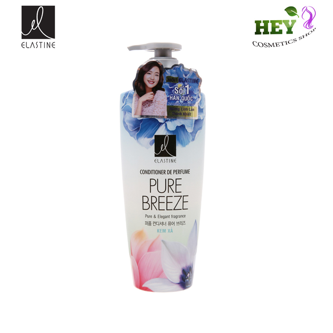 Kem Xả Nước Hoa Elastine De Perfume 600ml