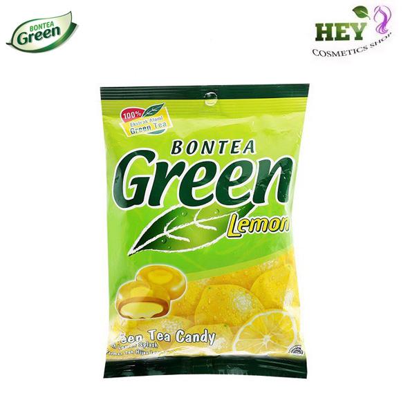 Kẹo Trà Xanh Bontea Green Gói 135g