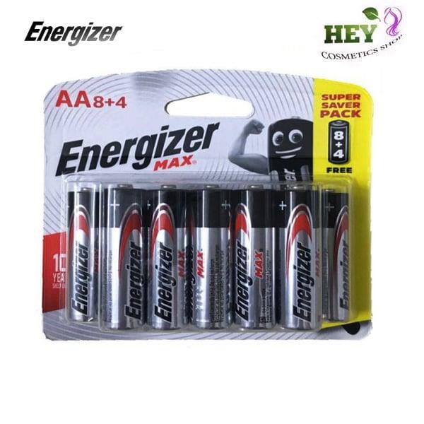 PIN ENERGIZER MAX BP8+4